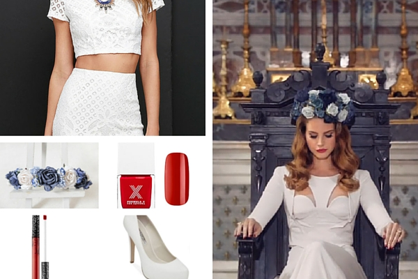 How To Dress Like Lana Del Rey The New Nine
